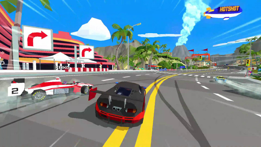 Screenshot 10 - Hotshot Racing