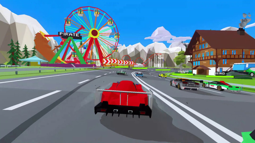 Screenshot 7 - Hotshot Racing