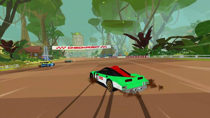 Screenshot 3 - Hotshot Racing