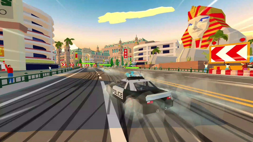 Screenshot 9 - Hotshot Racing
