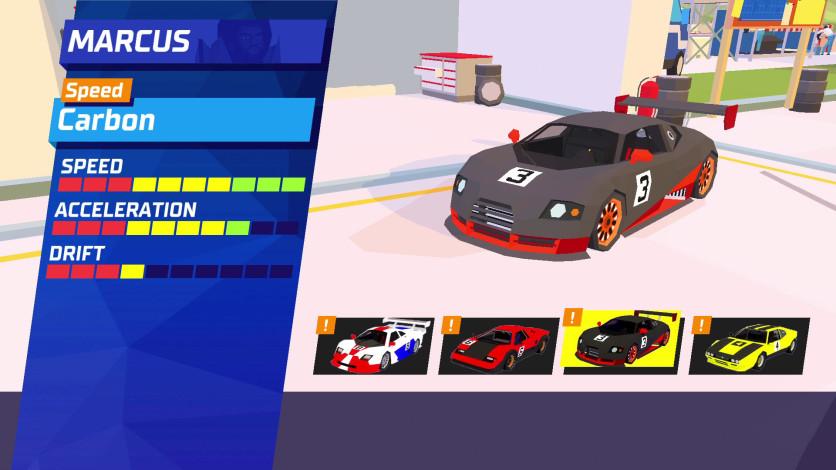 Screenshot 5 - Hotshot Racing