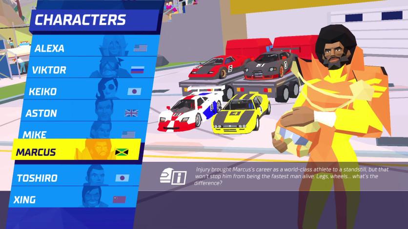 Screenshot 4 - Hotshot Racing