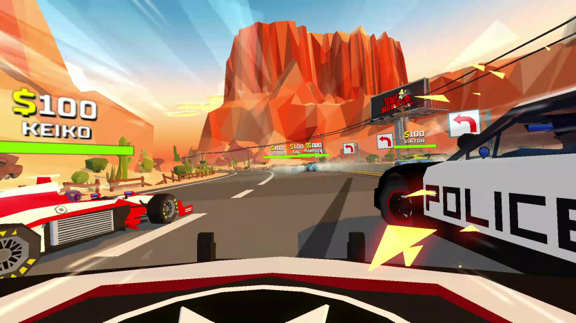 Screenshot 8 - Hotshot Racing