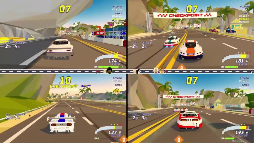 Screenshot 6 - Hotshot Racing