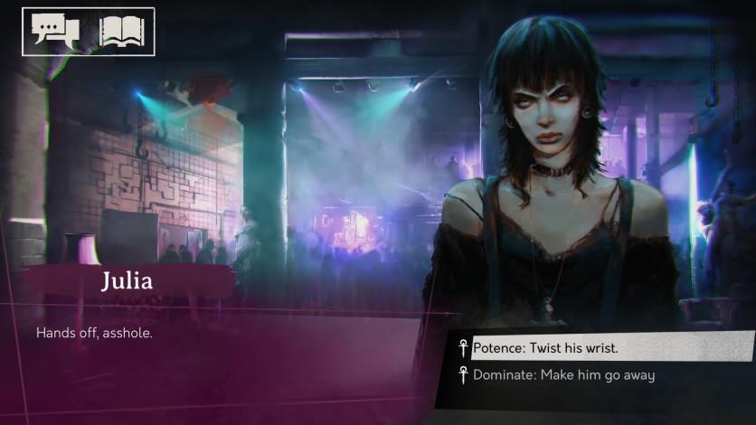 Screenshot 10 - Vampire: The Masquerade - Shadows of New York