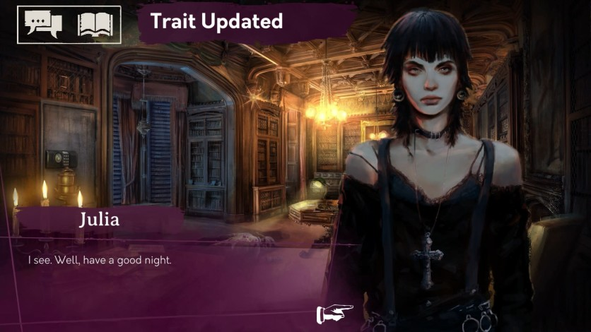 Screenshot 2 - Vampire: The Masquerade - Shadows of New York