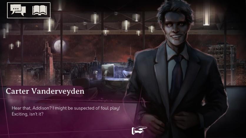 Screenshot 4 - Vampire: The Masquerade - Shadows of New York