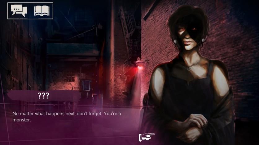 Screenshot 9 - Vampire: The Masquerade - Shadows of New York