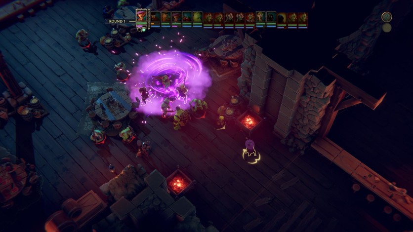 Screenshot 3 - The Dungeon Of Naheulbeuk: The Amulet Of Chaos