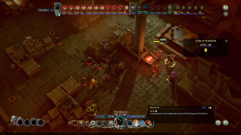 Screenshot 5 - The Dungeon Of Naheulbeuk: The Amulet Of Chaos