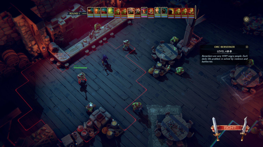 Screenshot 4 - The Dungeon Of Naheulbeuk: The Amulet Of Chaos