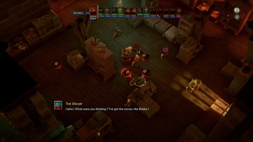 Screenshot 6 - The Dungeon Of Naheulbeuk: The Amulet Of Chaos