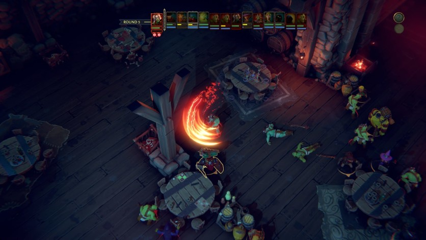 Screenshot 2 - The Dungeon Of Naheulbeuk: The Amulet Of Chaos - Deluxe Edition