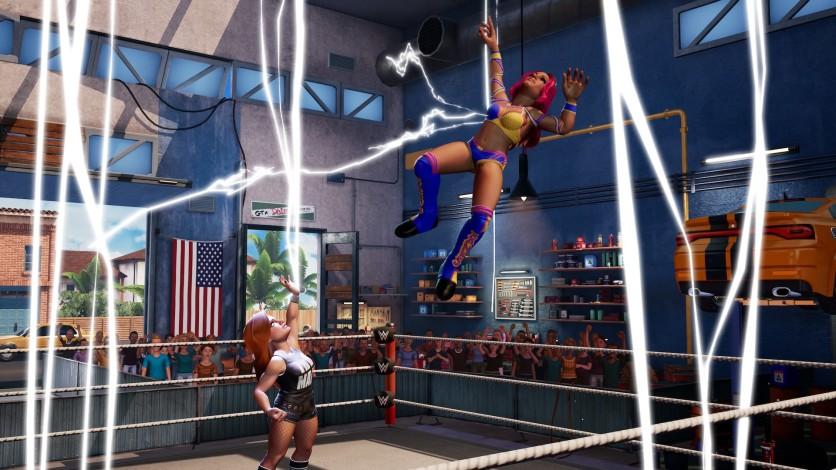 Screenshot 6 - WWE 2K Battlegrounds