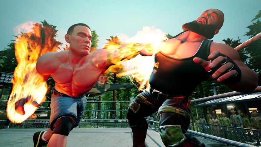 Screenshot 5 - WWE 2K Battlegrounds