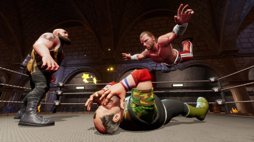 Screenshot 4 - WWE 2K Battlegrounds Digital Deluxe Edition