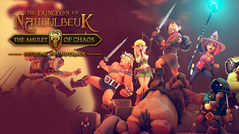 Screenshot 1 - The Dungeon Of Naheulbeuk: The Amulet Of Chaos Soundtrack