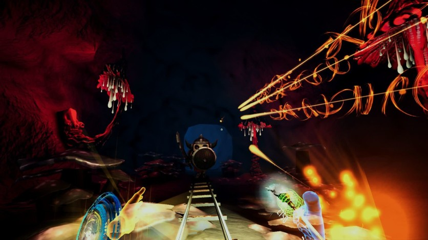 Screenshot 8 - Darkness Rollercoaster - Ultimate Shooter Edition