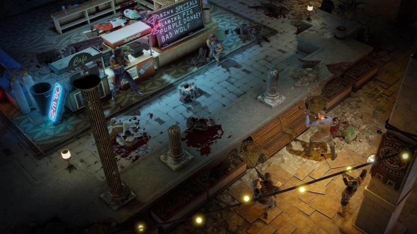 Screenshot 1 - Wasteland 3