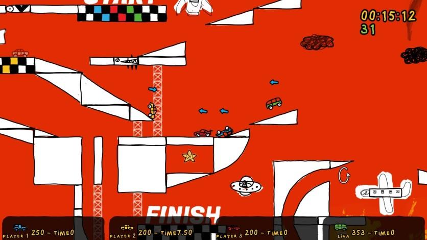 Screenshot 15 - Doodle Derby
