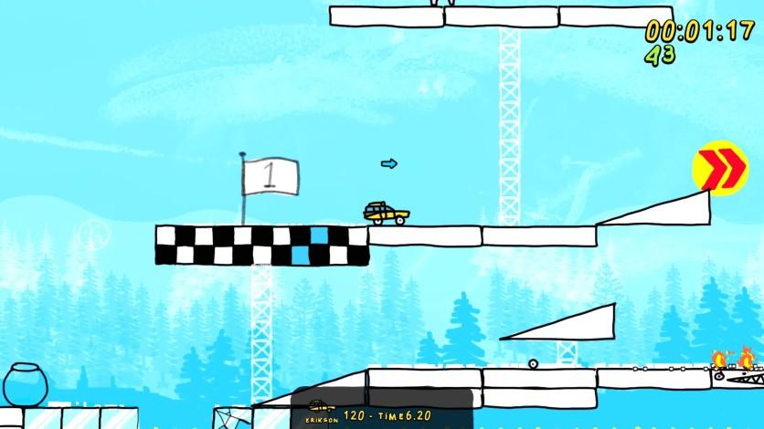 Screenshot 3 - Doodle Derby