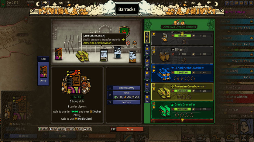 Screenshot 4 - Plebby Quest: The Crusades