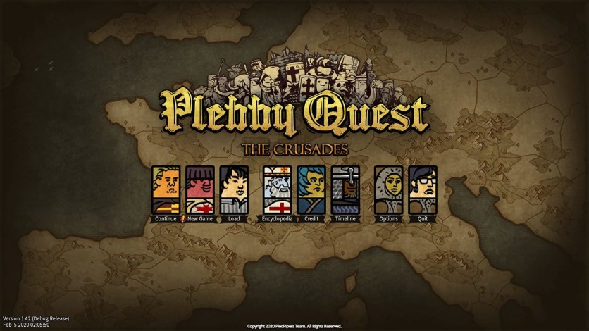 Screenshot 2 - Plebby Quest: The Crusades