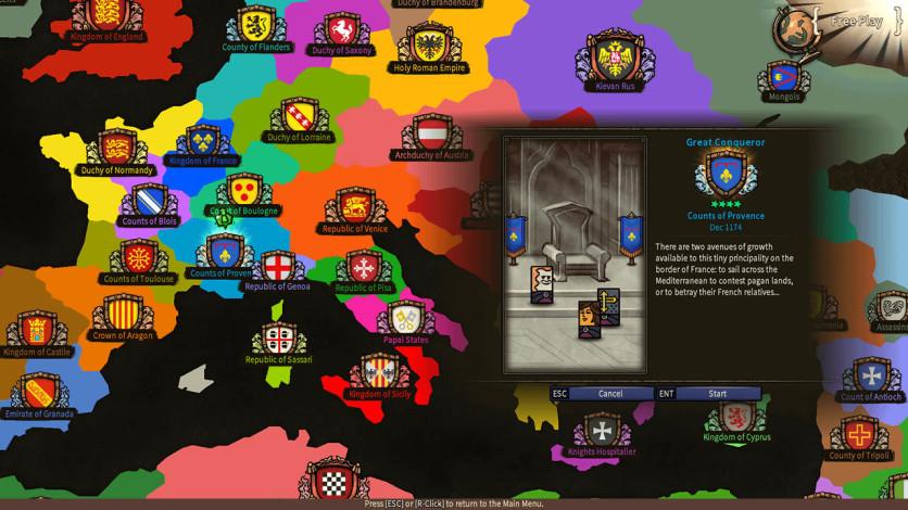 Screenshot 5 - Plebby Quest: The Crusades