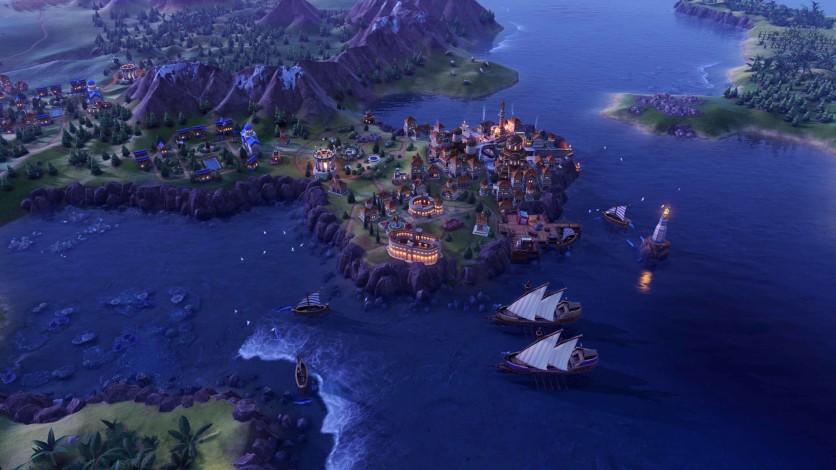 Screenshot 3 - Civilization VI - Byzantium & Gaul Pack
