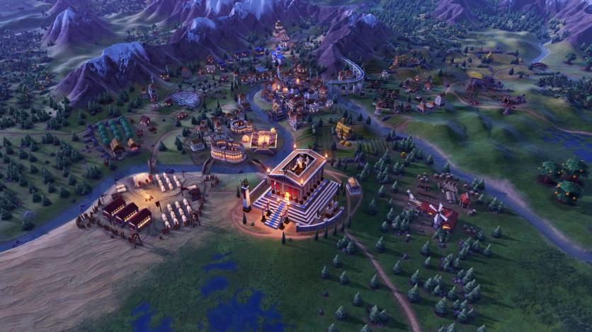 Screenshot 6 - Civilization VI - Byzantium & Gaul Pack