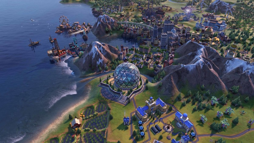Screenshot 7 - Civilization VI - Byzantium & Gaul Pack