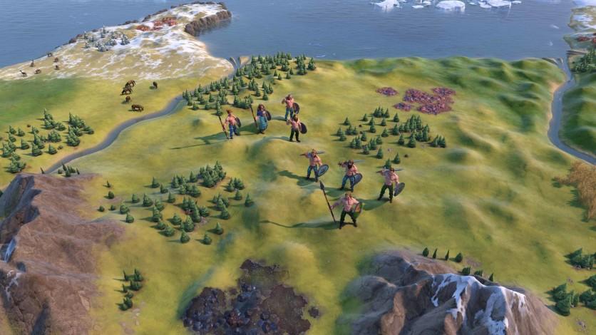 Screenshot 4 - Civilization VI - Byzantium & Gaul Pack