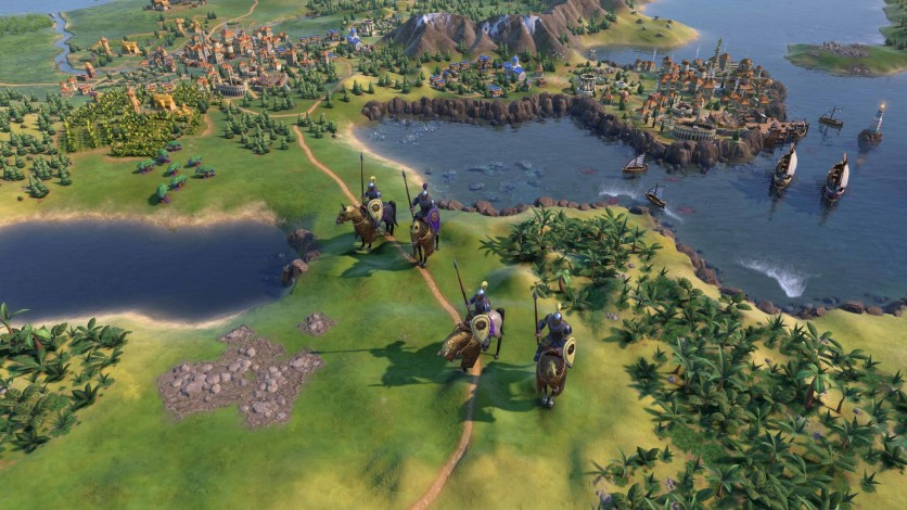 Screenshot 8 - Civilization VI - Byzantium & Gaul Pack