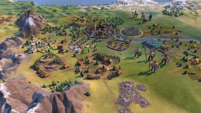 Screenshot 9 - Civilization VI - Byzantium & Gaul Pack