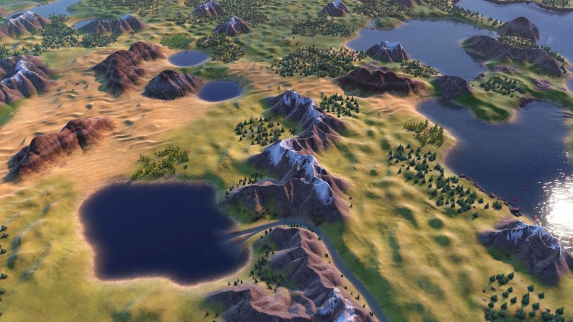 Screenshot 5 - Civilization VI - Byzantium & Gaul Pack