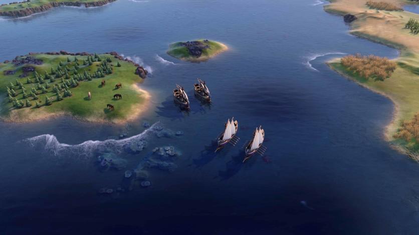 Screenshot 2 - Civilization VI - Byzantium & Gaul Pack