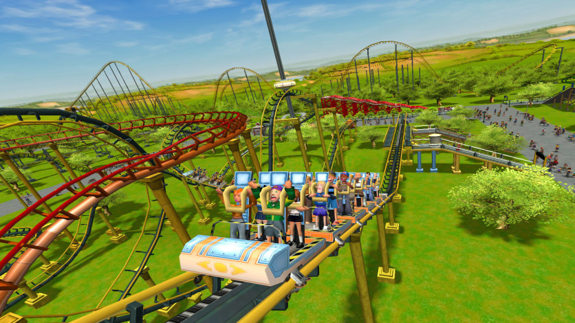Screenshot 8 - RollerCoaster Tycoon 3: Complete Edition