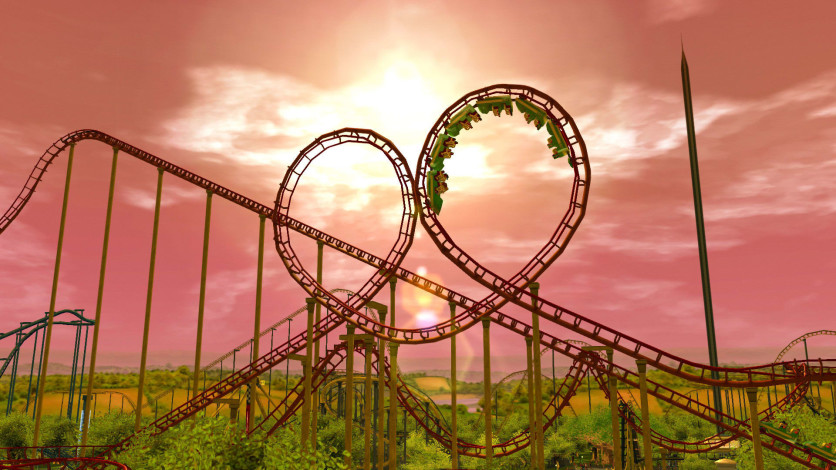 Screenshot 9 - RollerCoaster Tycoon 3: Complete Edition