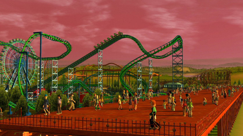 Screenshot 11 - RollerCoaster Tycoon 3: Complete Edition
