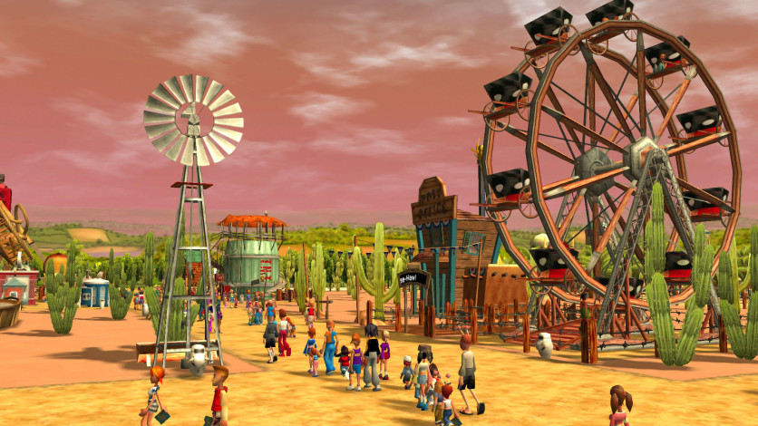 Screenshot 10 - RollerCoaster Tycoon 3: Complete Edition