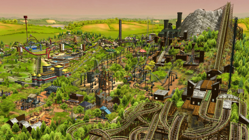 Screenshot 6 - RollerCoaster Tycoon 3: Complete Edition