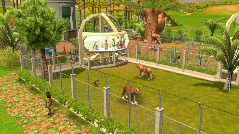 Screenshot 4 - RollerCoaster Tycoon 3: Complete Edition