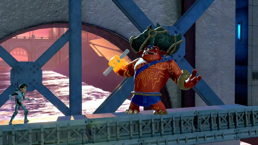 Screenshot 3 - Trollhunters: Defenders of Arcadia