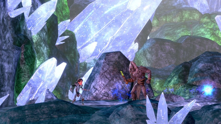 Screenshot 4 - Trollhunters: Defenders of Arcadia