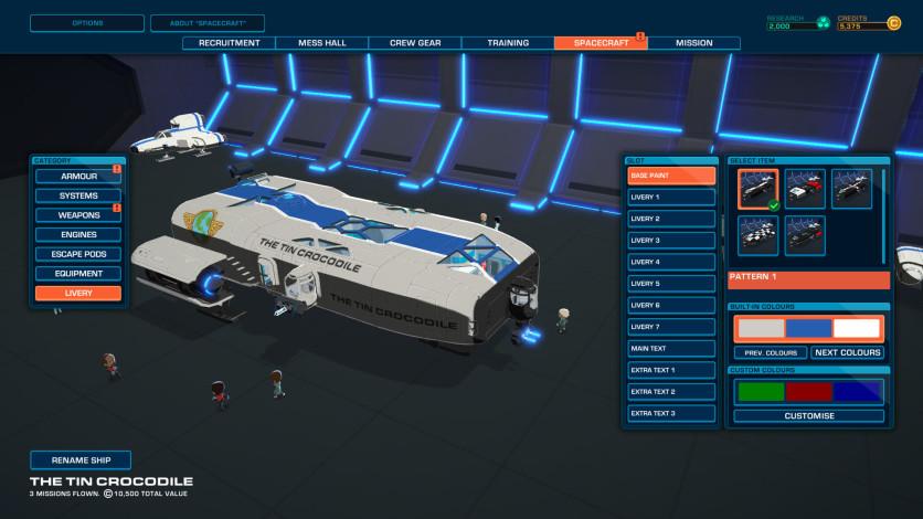 Screenshot 7 - Space Crew