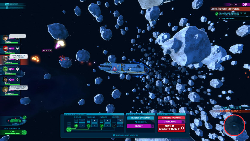 Screenshot 3 - Space Crew