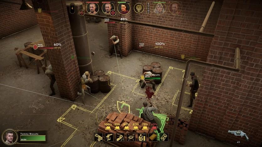 Screenshot 3 - Empire of Sin - Premium Edition