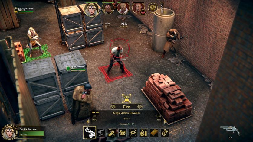 Screenshot 5 - Empire of Sin - Premium Edition