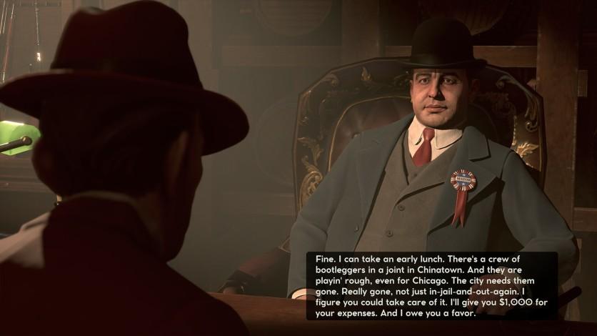 Screenshot 7 - Empire of Sin - Premium Edition