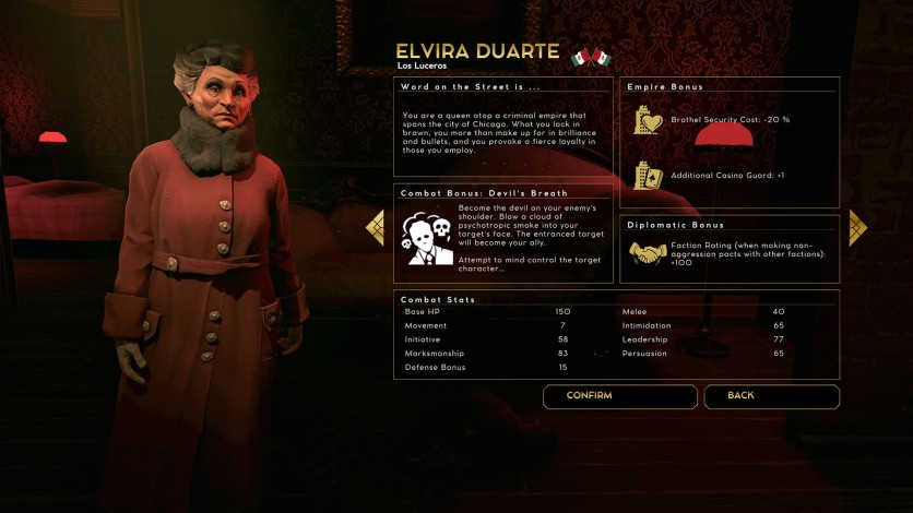 Screenshot 2 - Empire of Sin - Deluxe Edition